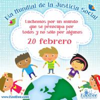 Hoy es el día mundial de la Justicia Social